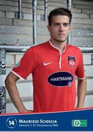 Maurizio Scioscia - 1. FC Heidenheim