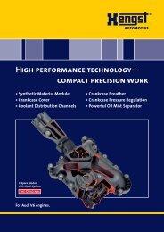 161.0 KByte, PDF - Hengst GmbH & Co. KG