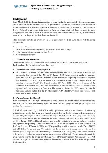 needs assessment for quality improvement paper How can an organizational assessment tool help conducting a needs assessment of your our organization has a quality improvement framework that guides.