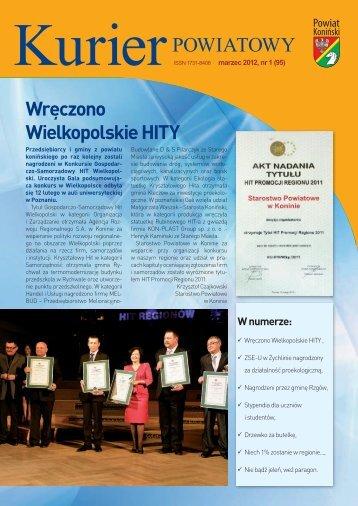 Kurier Powiatowy nr 1(95) - Powiat koniński