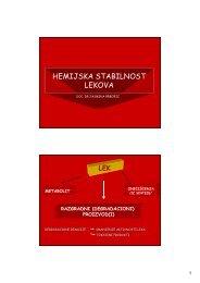 Predavanje 2 - www.farmacija.ac.me