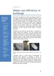 Water use efficiency in buildings - Arab Forum for Environment and ...