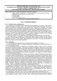 Scarica documento aggiornato al 25 agosto 2008 - Conform