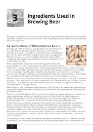 Ingredients Used In Brewing Beer - Prestoungrange.org