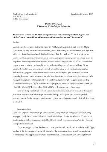 Dygder & Laster.pdf - Lunds universitet