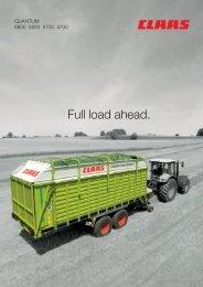 Full load ahead. - Agrall