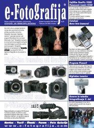 Revija e-Fotografija Oktober - November 2005 Å¡t.2