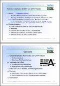 Technik Und Installation Von CATV-Kabeln 2010 - Seite 2