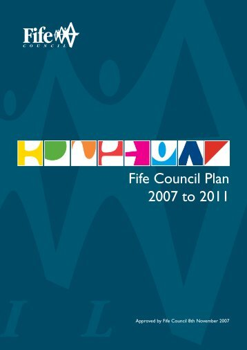 Fife Council Plan 2007 to 2011 - Home Page