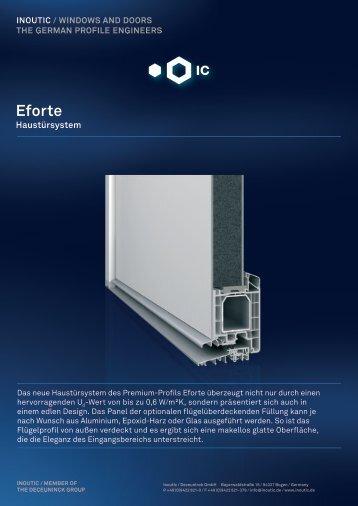 Eforte - Inoutic