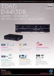 Grabador disco duro (HDD) - Funai