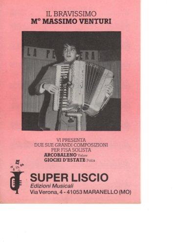 MASSIMO VENTURI - FASCICOLO (ARCOBALENO).pdf - edizioni ...