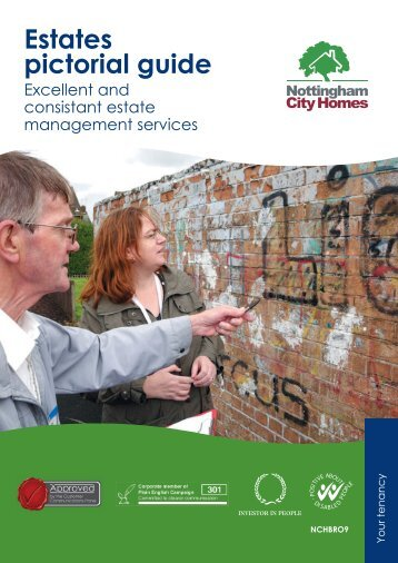 Estates quality manual - Nottingham City Homes