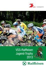 Die Broschüre VSS/Raiffeisen Jugend-Trophy 2013 zum Download