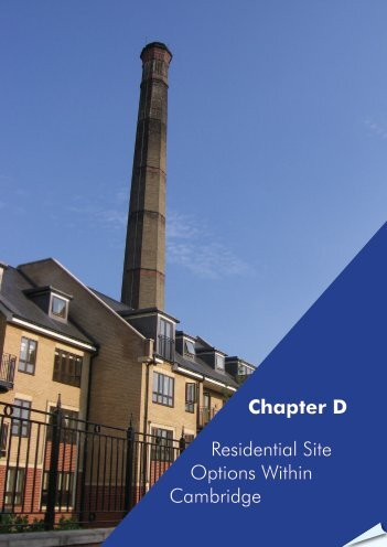 Chapter D - Residential Options.pdf - Cambridge City Council