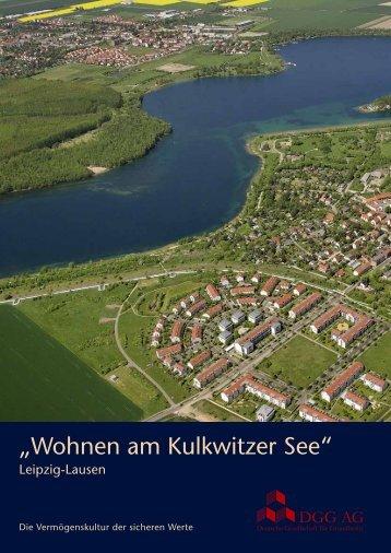 """""""Wohnen am Kulkwitzer See"""" - DGG - Deutsche Gesellschaft für ..."""