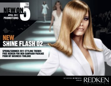 April 2011 - Redken Professional