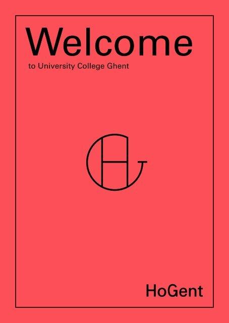 Brochure - University College Ghent