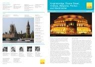 Knightsbridge, Sloane Street, Chelsea, Belgravia, Pimlico And - Savills