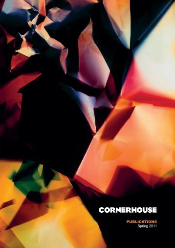 Cornerhouse_Catalogue_Spring_2011
