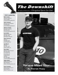 Summer 2013 - Torque Meet Tour - Chicagoland Sports Car Club