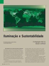 Iluminação e Sustentabilidade - Lume Arquitetura