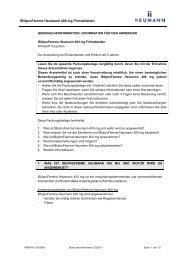 Gebrauchsinformation IBUproFemme Heumann 400 mg Filmtabletten