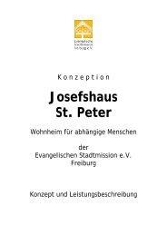 Josefshaus St. Peter  - Evangelische Stadtmission Freiburg