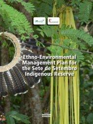 Ethno-Environmental Management Plan for the Sete de ... - Kanindé