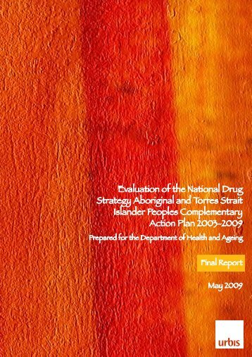 Evaluation of the National Drug Strategy Aboriginal and Torres Strait ...
