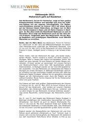 Oldtimerjahr 2012: Meilenwerk geht auf Roadshow