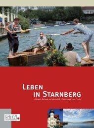 Leben in Starnberg - Stadtmarketing Starnberg