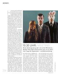 Konferenz der großen Tiere - Wolf Reiser