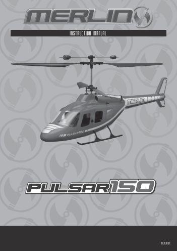 Manual Pulsar 150 - HPI Racing