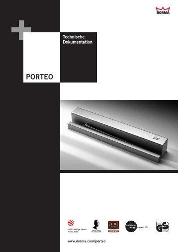 PORTEO - DORMA Interior Glas