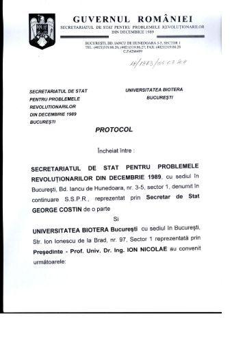 GUVERNUL ROMÂNIEI - Secretariatul de Stat pentru Problemele ...