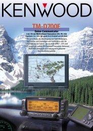 TM-D700E Daten-Communicator