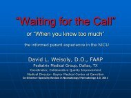 Waiting for the Call - Mead Johnson Nutrition