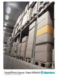 Energieeffiziente Lagerung und längere Haltbarkeit - Munters