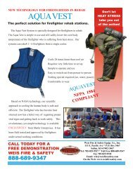 Aqua Vest 24 and 6 Vest 7-09 corrected (2) - Weis Fire & Safety ...
