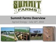 Summit Farms - Oakland Institute