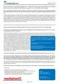 Ausgabe 04/2009 - Cluster Mechatronik & Automation - Page 3