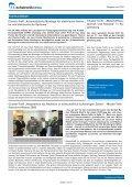 Ausgabe 04/2009 - Cluster Mechatronik & Automation - Page 4