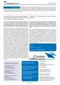 Ausgabe 04/2009 - Cluster Mechatronik & Automation - Page 6