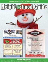 south milwaukee - Neighborhood Guide