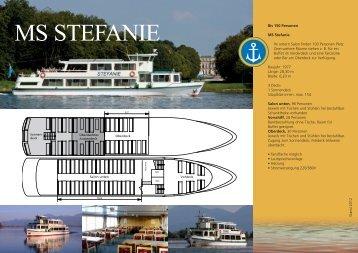 MS STEFANIE - Chiemsee-Schifffahrt