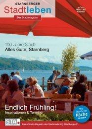 Stadtleben - Stadtmarketing Starnberg