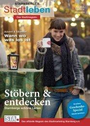 Ausgabe 2-2011 - Stadtmarketing Starnberg