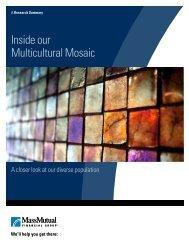 multicultural white paper - MassMutual