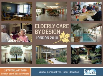 Elderly Care by Design 2010 - the International Academy of Design ...